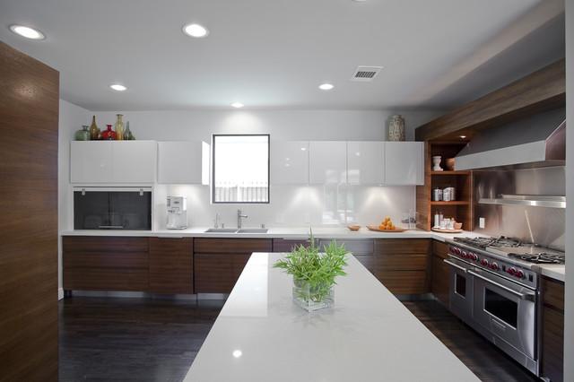 Dallas Interior Renovations contemporary-kitchen