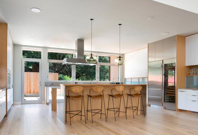 Dallas Modern Modern Kitchen New York By Henrybuilt