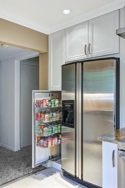 Dallas Oak Cliff 1 Kitchen Modern Kitchen Dallas By Kitchen Design Concepts
