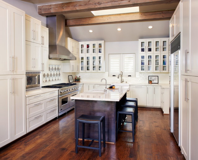 Dallas Texas Split Level Modern Ranch Renovation