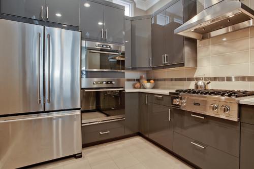 Contemporary kitchen by dallas interior designers amp decorators j