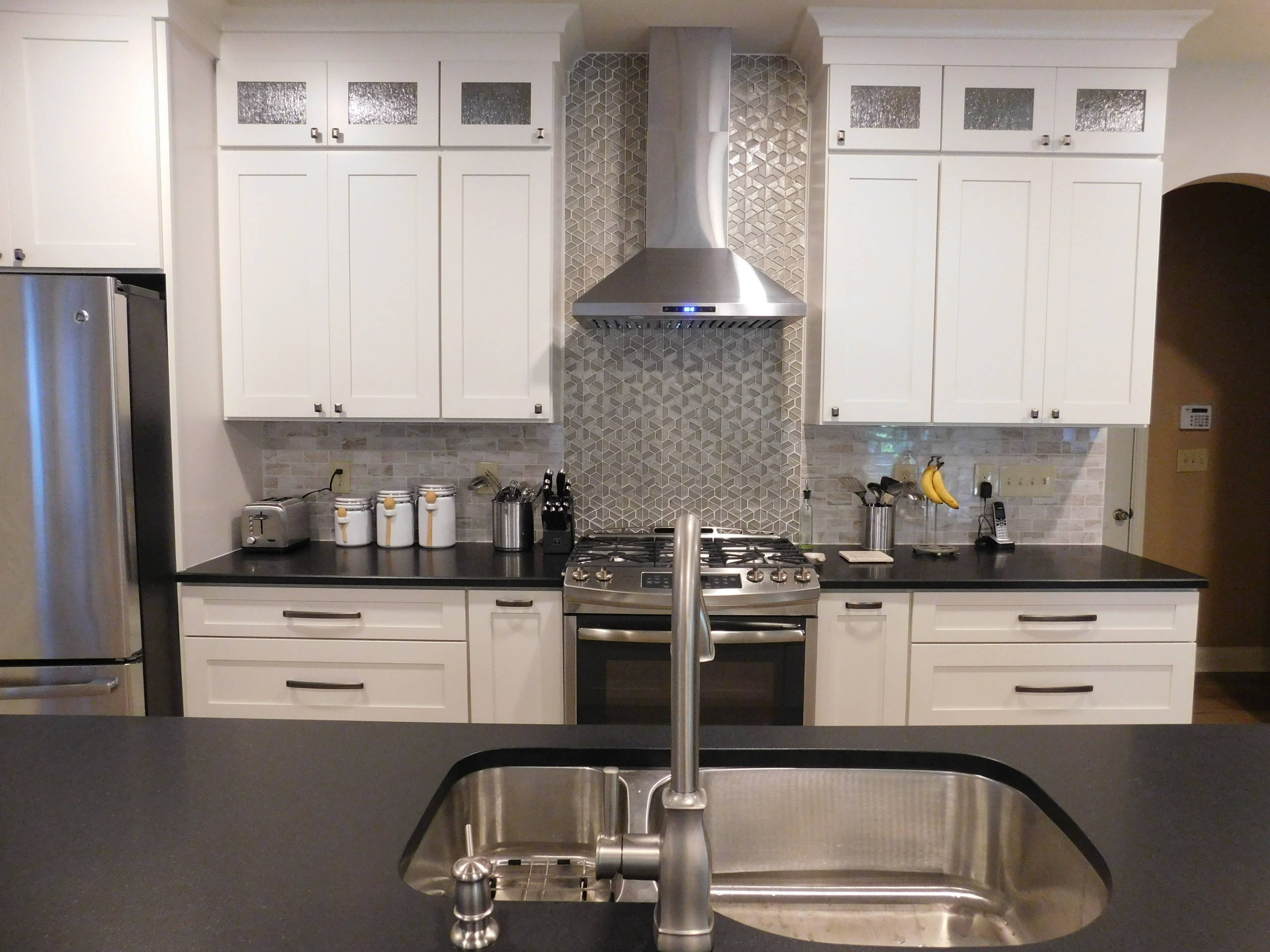Dallas Transitional Kitchen Remodel