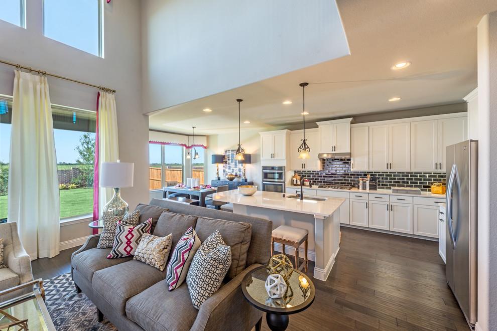 Dallas, TX - Beazer Homes Communities - Contemporary ...