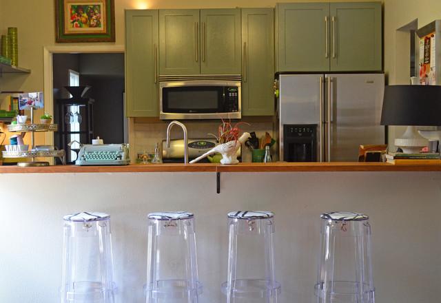 Dallas, TX: Jessica Craig midcentury-kitchen