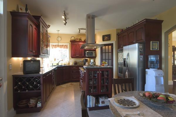 Dan & Bernice contemporary-kitchen