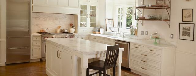 Danby Marble Kitchen Traditional Kitchen St Louis