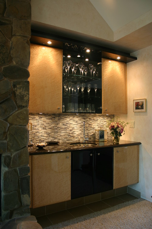 modern home wet bar designs images pictures becuo