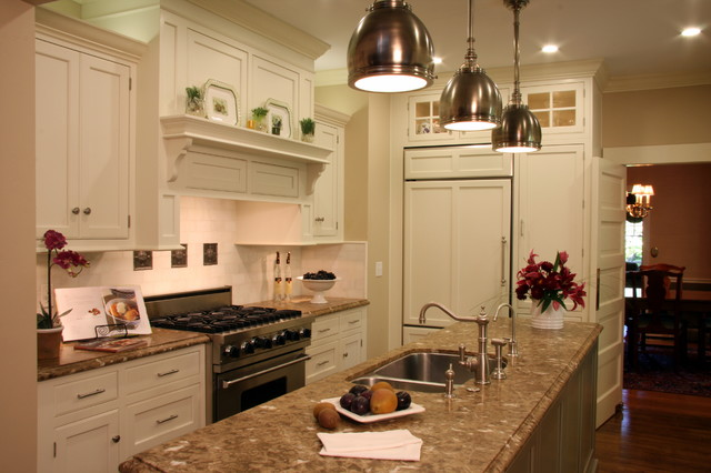 Danenberg design palo alto kitchen renovation - Houzz palo alto ca ...