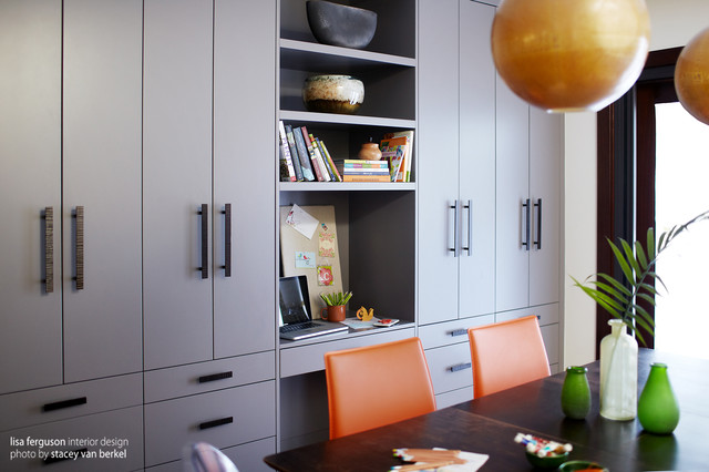 Danforth Reno Contemporary Kitchen Toronto By Lisa Ferguson Interior Design