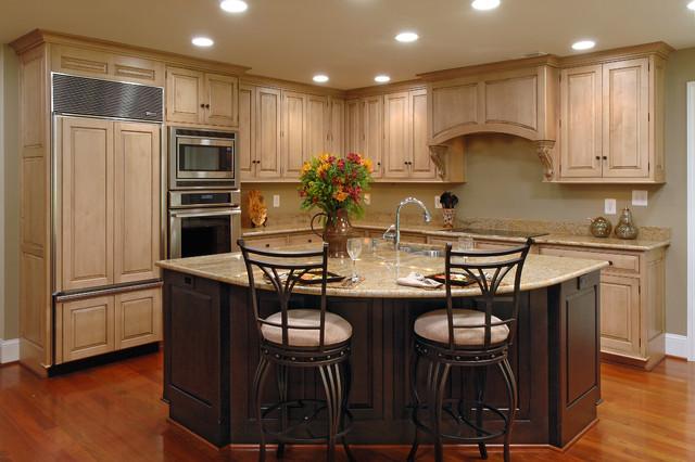 Daniels Design traditional-kitchen