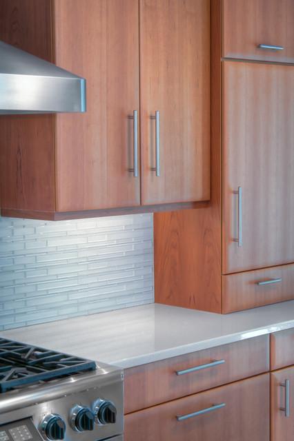 Danish Modern modern-kitchen