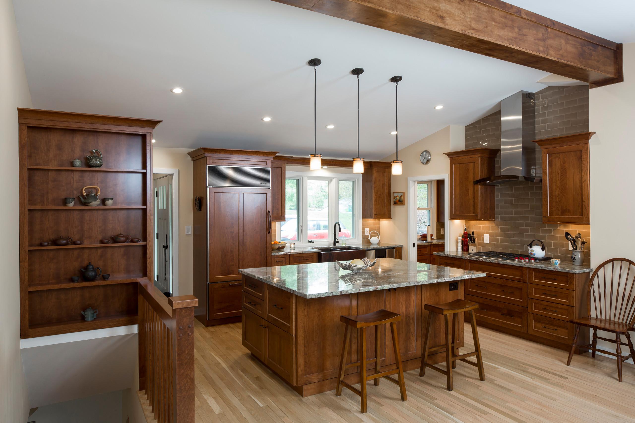 Danner and Andrew's Zen Kitchen