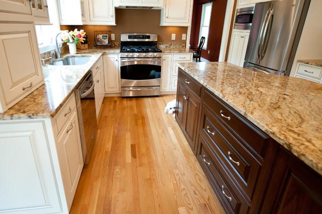 Danvers Kitchen Remodel traditional-kitchen