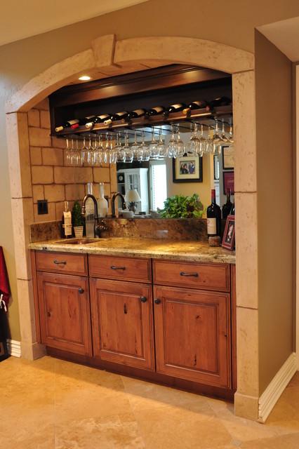 Danville CA Kitchen And Wet Bar