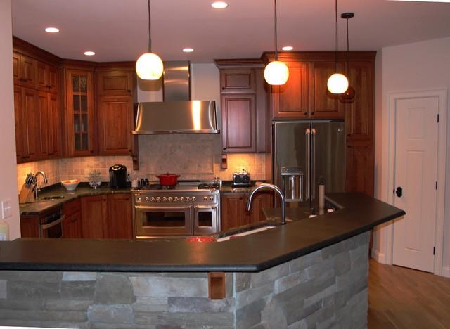 Danville traditional-kitchen
