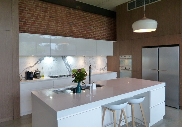 Dare To Dream Contemporary Kitchen Adelaide By Inavogue Kitchens Cabinets