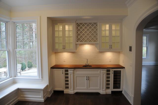 Darien Kitchen traditional-kitchen