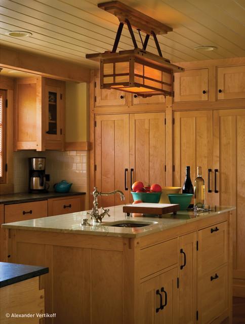 Darling Residence craftsman-kitchen