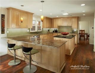 Dartbrook - Modern - Kitchen - Dallas - by Hatfield Builders & Remodelers