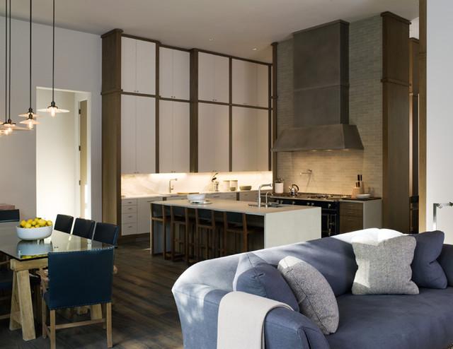 David Duncan Livingston modern-kitchen