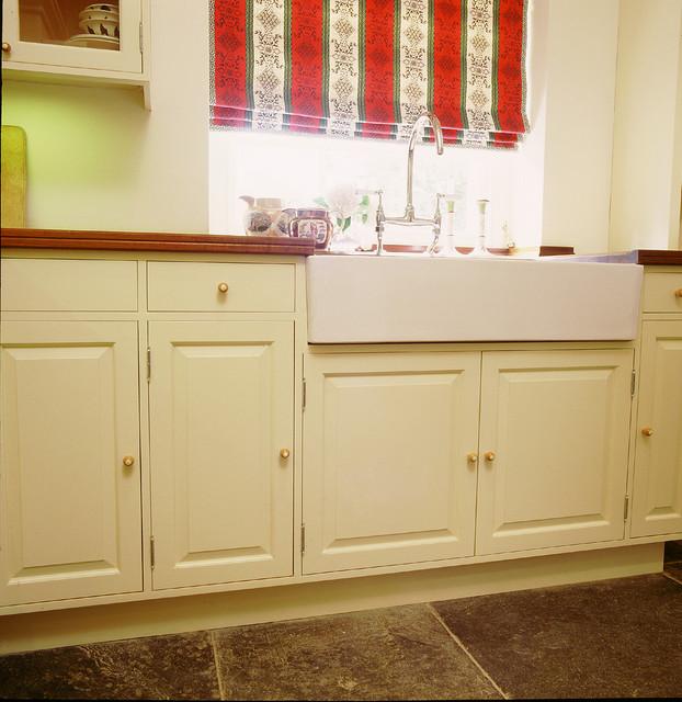 David Hicks Kitchen traditional-kitchen