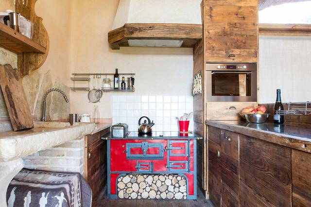 Davide\'s house - Rustico - Cucina - Venezia - di Ri-novo