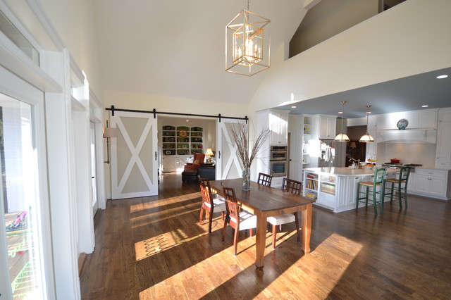 Davidson Builders, Inc. eclectic-kitchen