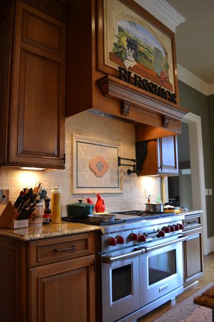 Davidson County traditional-kitchen