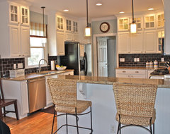 Davidson Kitchen Remodel contemporary-kitchen