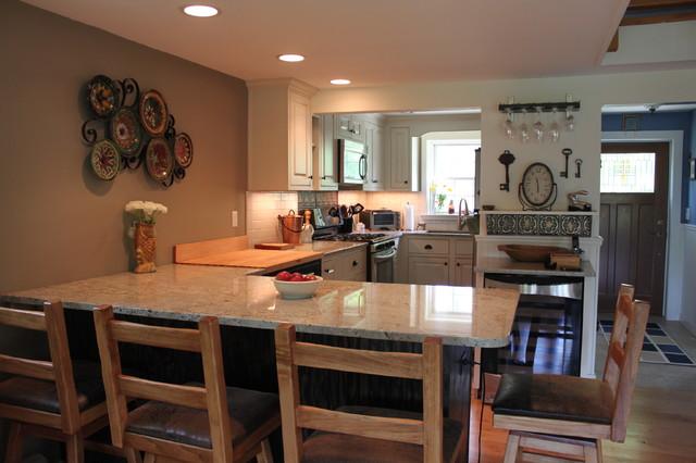 DB Kitchen Remodel eclectic-kitchen