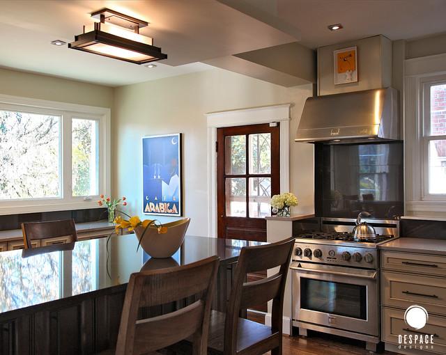 Dc colonial remake kitchen transitional kitchen dc for Kitchen remake ideas