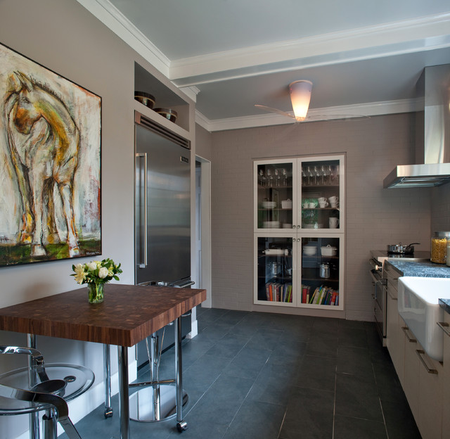 contemporary kitchen by Aidan Design