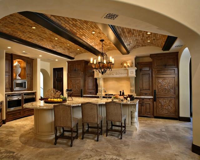 Dc Ranch Mediterranean Kitchen Phoenix By