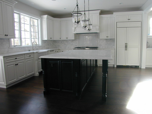 DCS White Kitchens are as Timeless as a Little Black Dress traditional-kitchen
