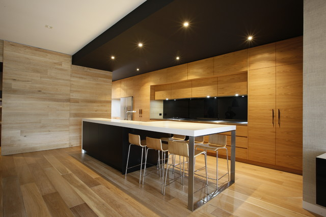 Ddb design 2012 kitchen design contemporary kitchen melbourne by ddb design development Modern kitchen design ideas houzz