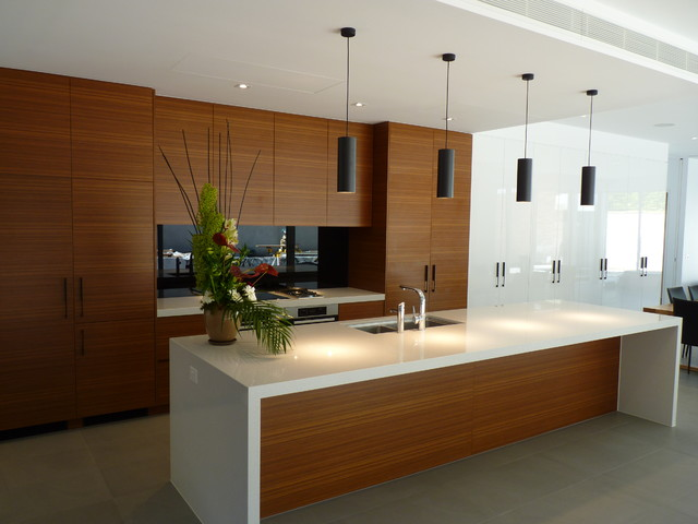 Ddb design 2012 kitchen design contemporary kitchen for Modern kitchen designs melbourne