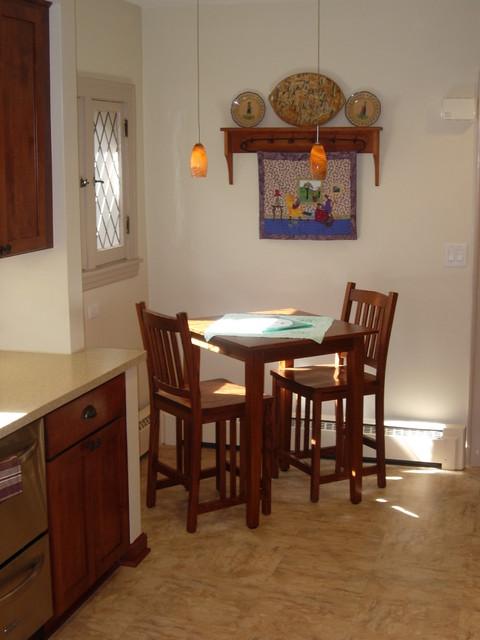 DDS Design Services, LLC by Jeff Kida traditional-kitchen