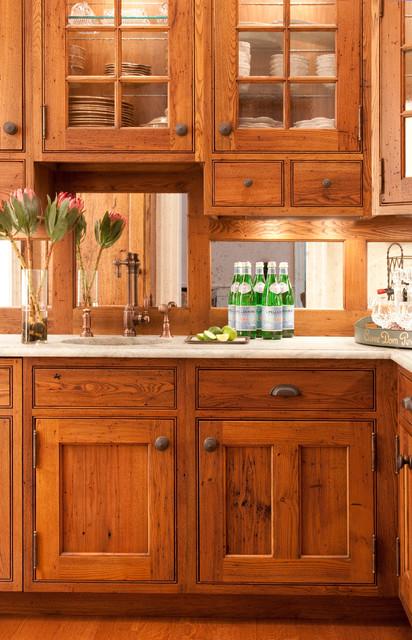 DEANE - Antique Chestnut farmhouse-kitchen