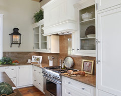Deborah Leamann traditional kitchen