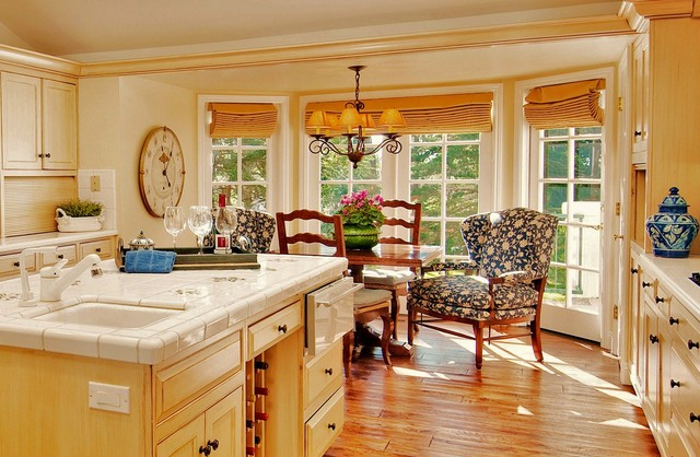Debra Campbell Design Traditional Kitchen Other