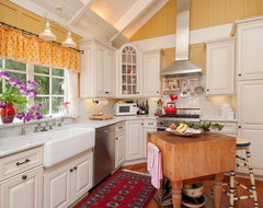 Debra Campbell Design traditional-kitchen