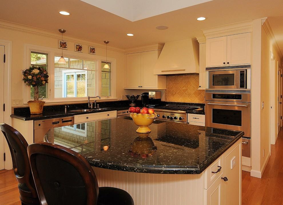 Debra Campbell Design - Traditional - Kitchen - Seattle ...