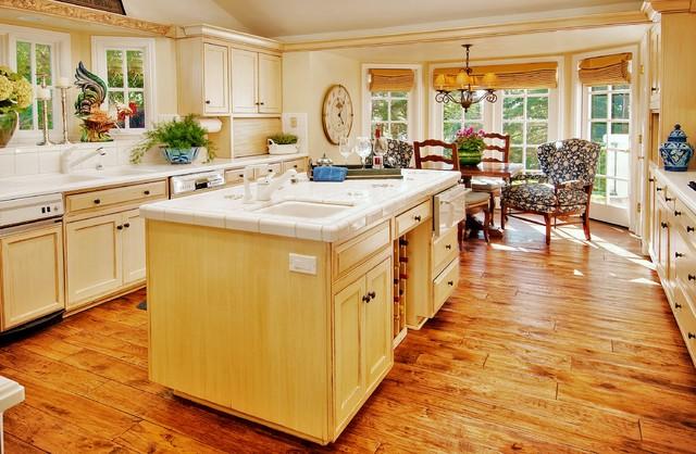 Debra Campbell Design traditional-kitchen