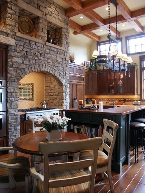 Debra Kay George Interiors traditional-kitchen