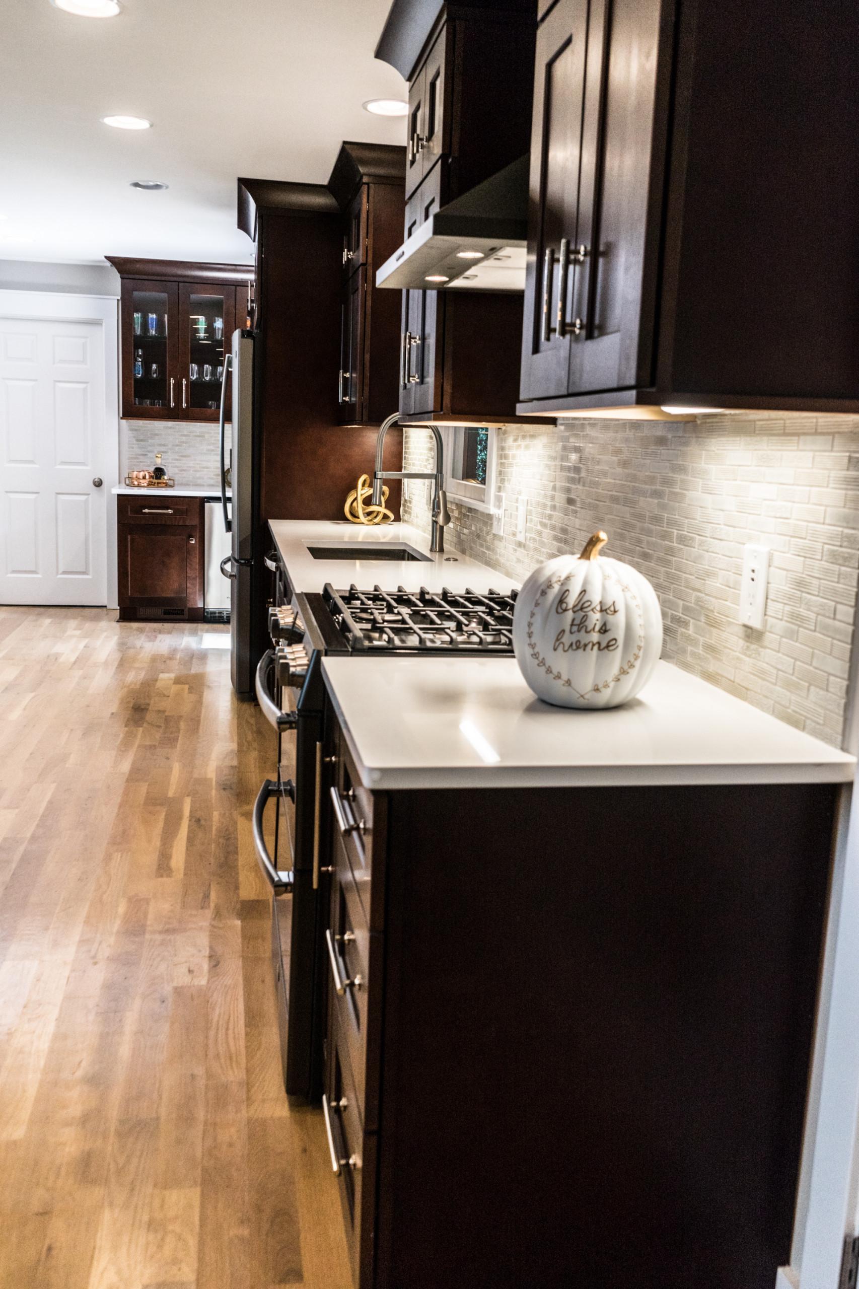 Decatur Transitional Kitchen