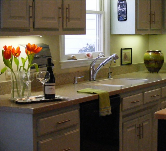 DeCocco Design Projects traditional-kitchen