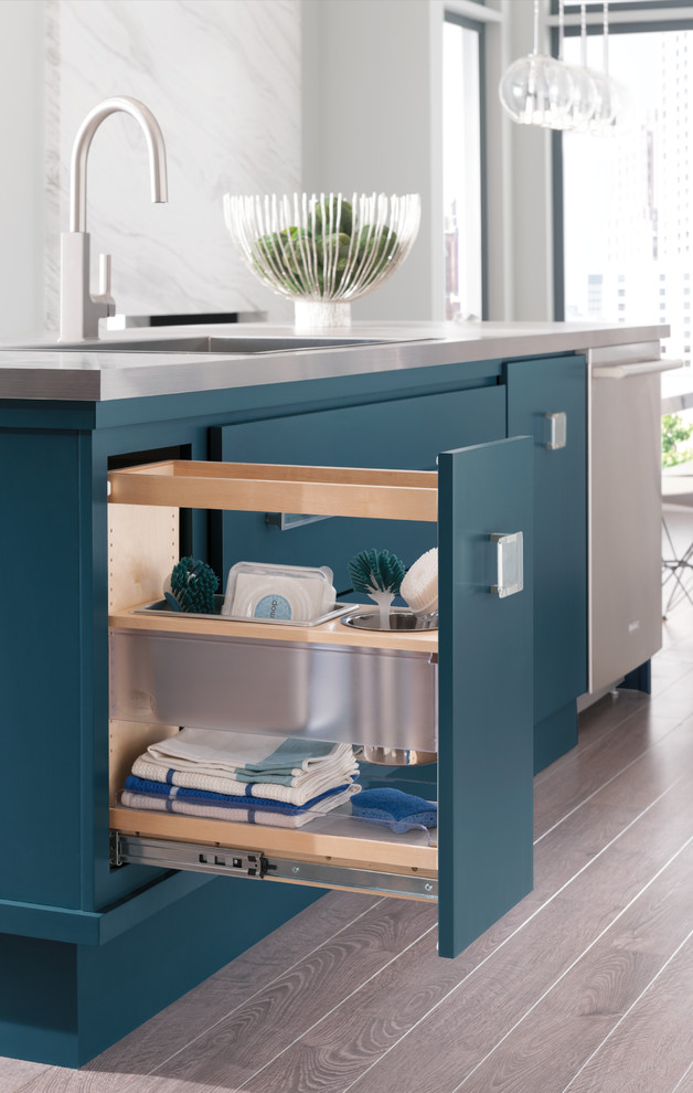 Decorá Cabinets: Pull-out Sink Storage Cabinet - Modern ...