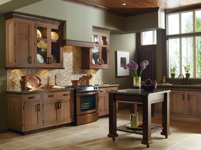 Decora Rivington Kitchen Cabinets Traditional Kitchen