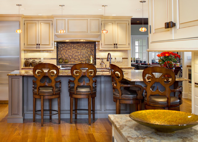 Decorating West Hartford Renovation Transitional Kitchen Other By Ridgewood Designs
