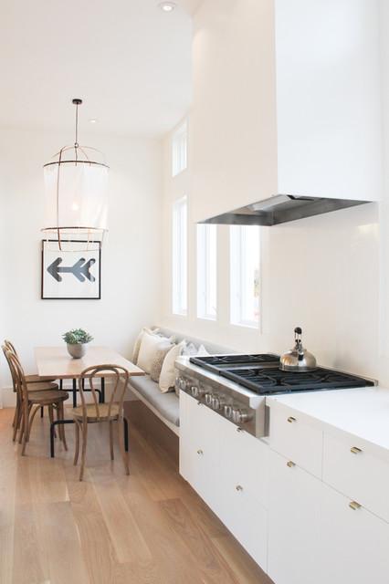 Decorist Showhouse scandinavian-kitchen